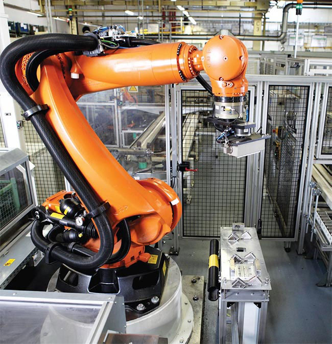 Industrial Automation Solutions | NewWay Automation
